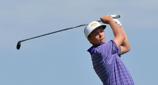Cunningham leads Tech on second day, Golden Eagles 12th at Mason Rudolph