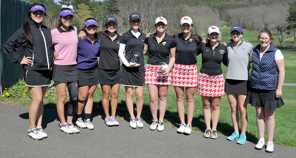 NYU Wins 2016 Liberty League Championship; Mount Holyoke Finishes 3rd