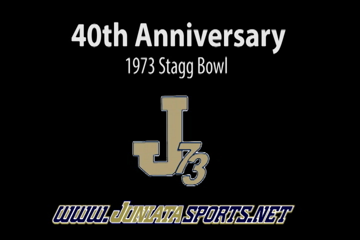 Juniata Athletics Counting Down Top 10 Moments of 1973 Stagg Bowl