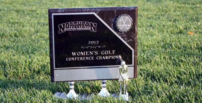 Women's Golf photos available from NAC Championship