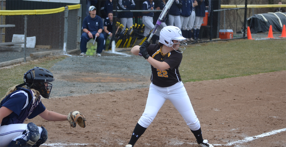 Softball's Offense Falls Short Versus Towson, 8-0