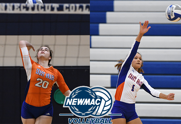 Dunton, Boyle Named to NEWMAC All-Conference Team