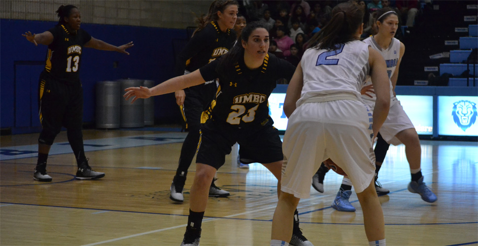 Women's Basketball Falls to Rider, 67-55