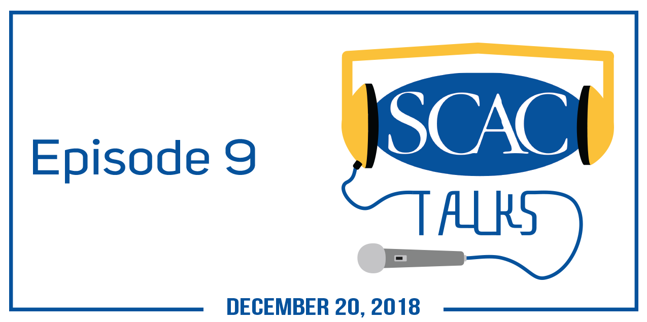 SCAC Talks - Episode Nine
