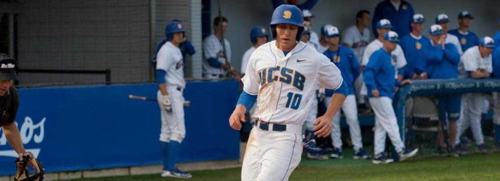 UCSB Baseball, Coming Off Sweep, Heads North to Face USF