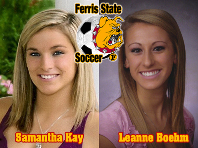 Kay and Boehm Latest Additions To Bulldog Women's Soccer