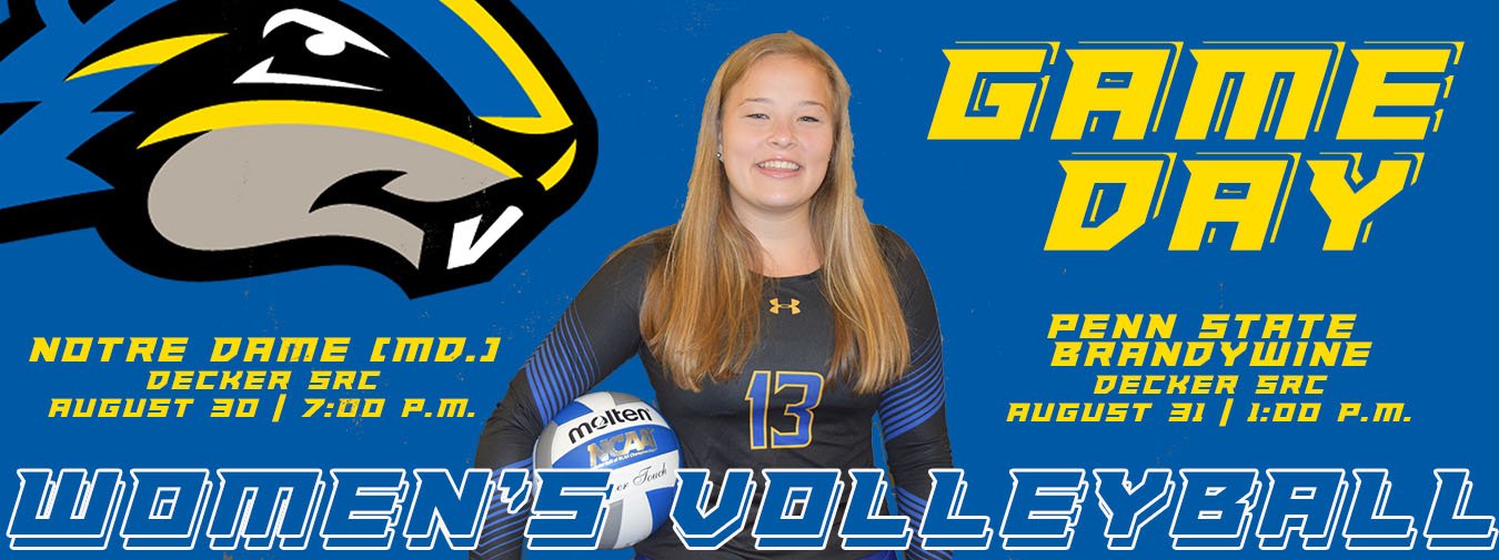 Goucher Women's Volleyball Begins Kathy Frankowski Era This Weekend At The Decker SRC