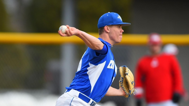 Baseball's Win Streak Snapped by Fairfield, 4-1