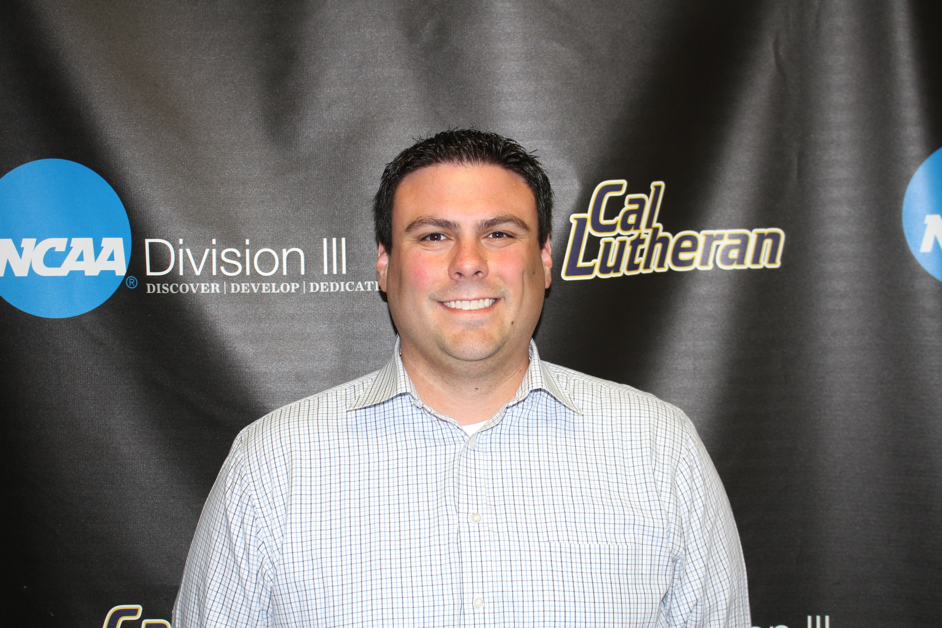 CLU Hires Tim Fusina as 12th Head Men's Basketball Coach