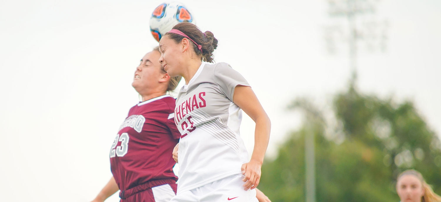 Women's Soccer fall 3-1 to No. 3 Chicago in Season Opener