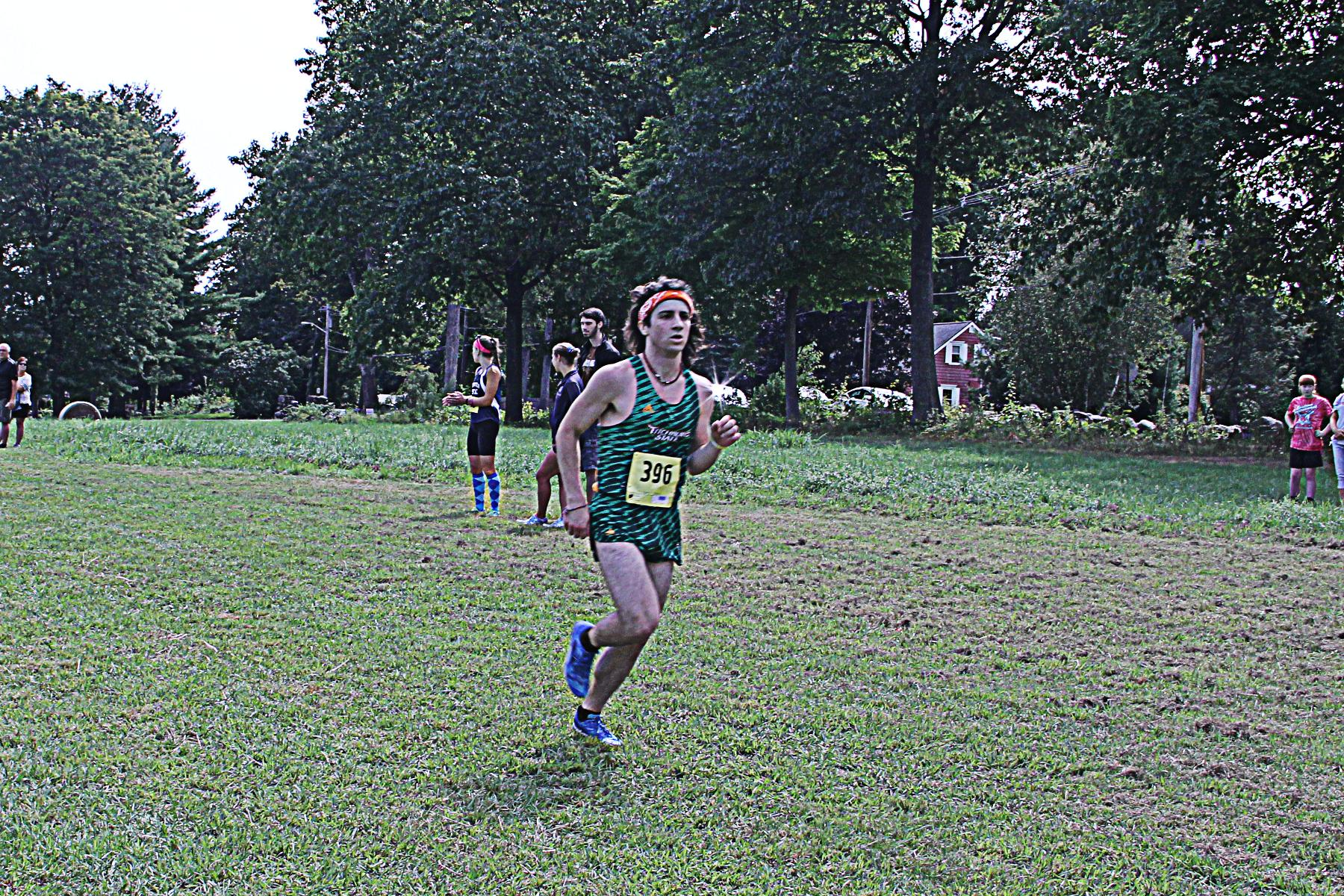 Fitchburg State Soars At James Early Meet