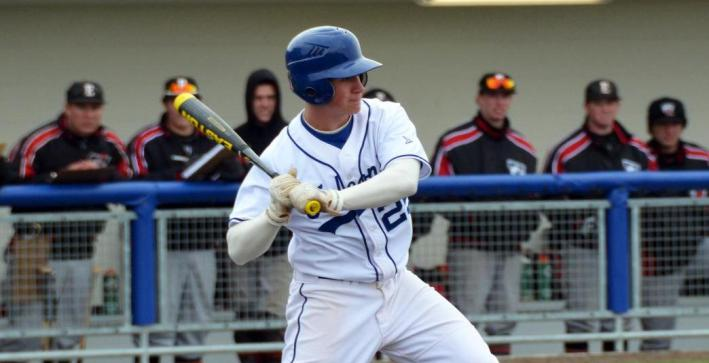 Baseball eliminated from NAC Tournament with setback against WLC