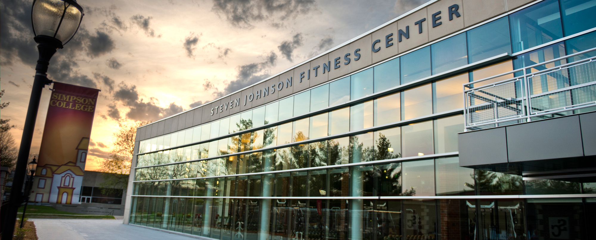 Steven Johnson Fitness Center