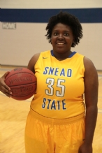 Lady Parsons Gaines-Jordan named Player of the Week