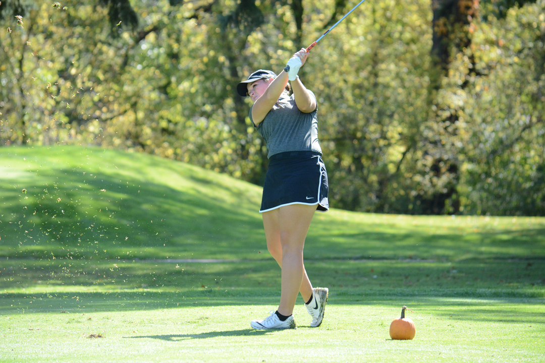Torres Takes 7th to Lead Oilers at Beall Classic