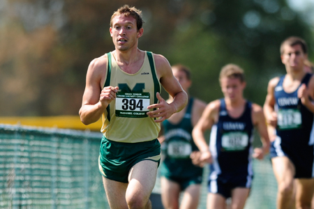 McDaniel finishes eighth at Hood