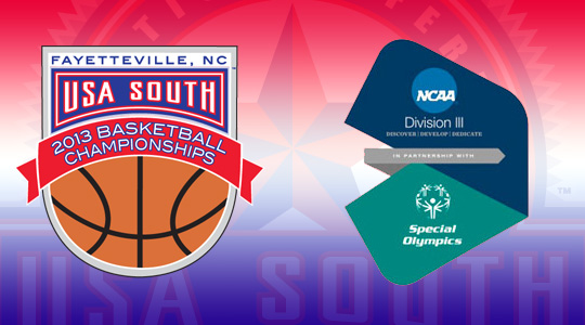 VIDEO: USA South Involves Special Olympics at Basketball Tournaments
