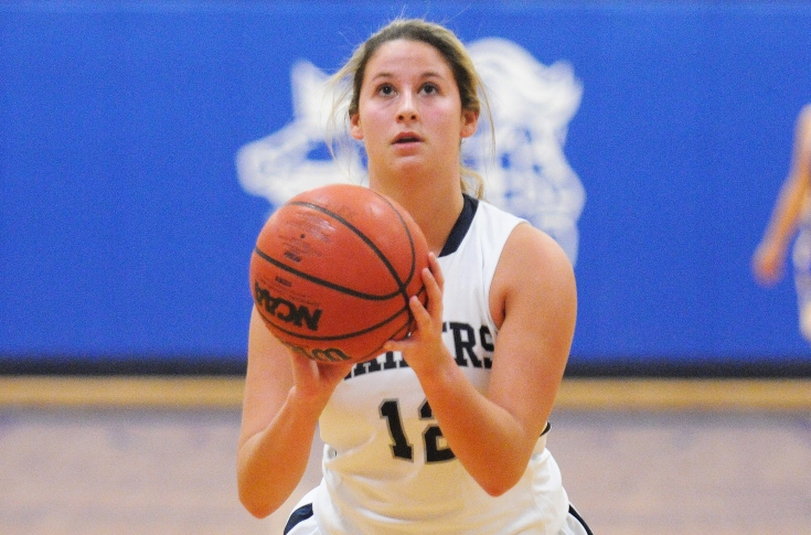 Women's Basketball: Raiders shark-bitten at Simmons