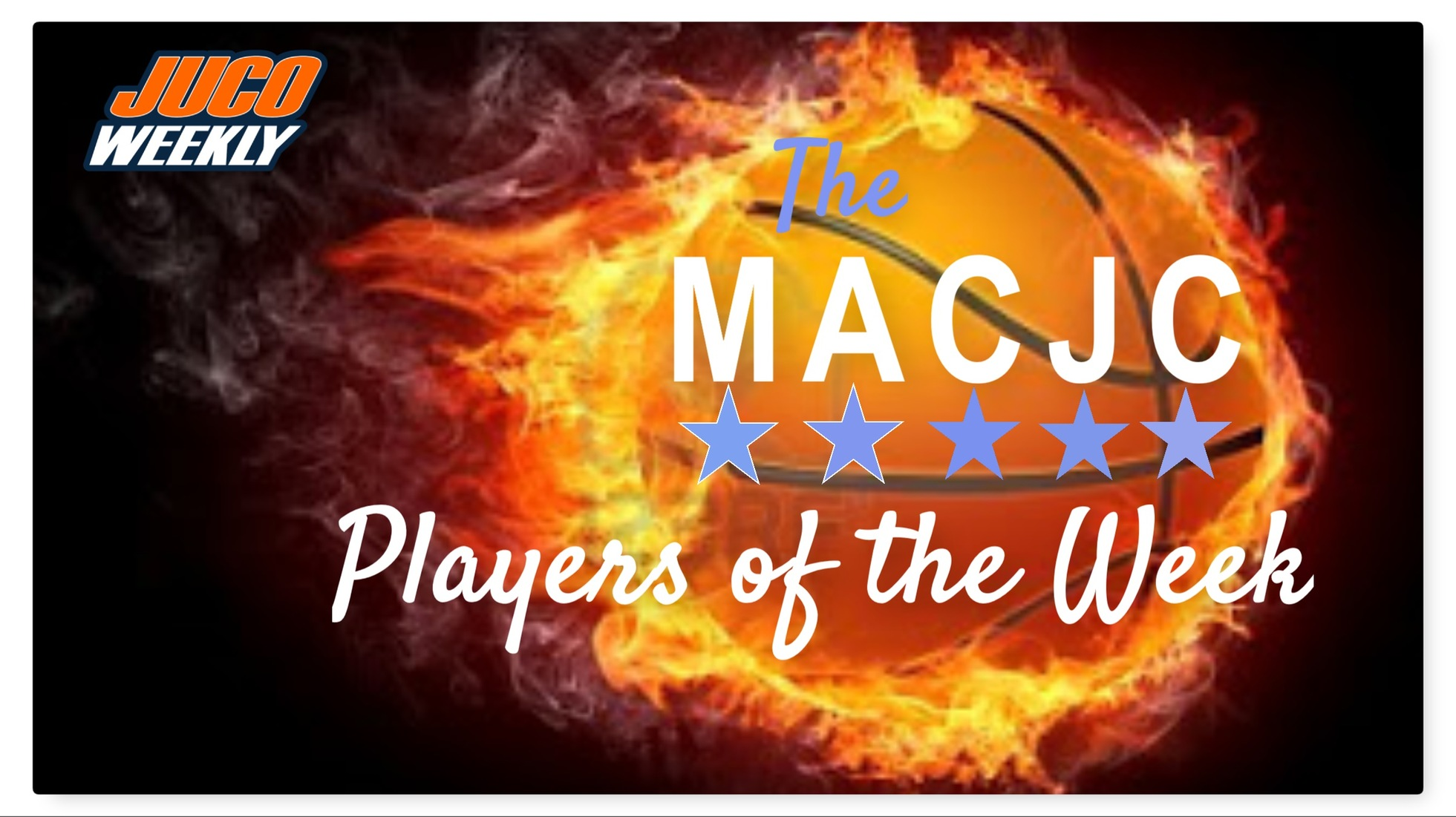 MACJC Players of the Week - Week 12