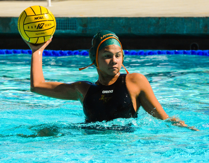 Women's Water Polo picks up first win at Convergence