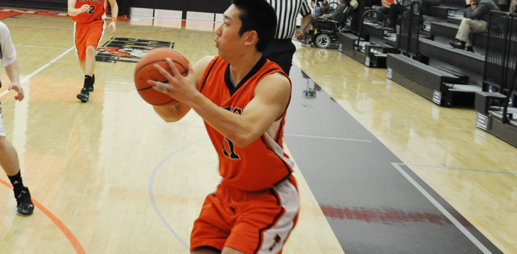 Beavers Battle Chapman in Close Contest