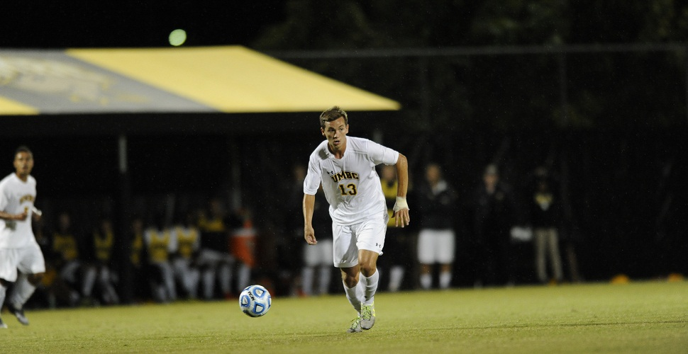 Men's Soccer Travels To No. 20 George Mason for Saturday Evening Contest