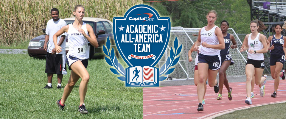 Burris Named Academic All-District For Track/XC