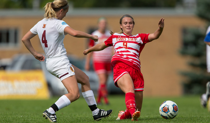 Ferris State Soccer Produces Fifth-Straight Victory In Shutout Over Walsh