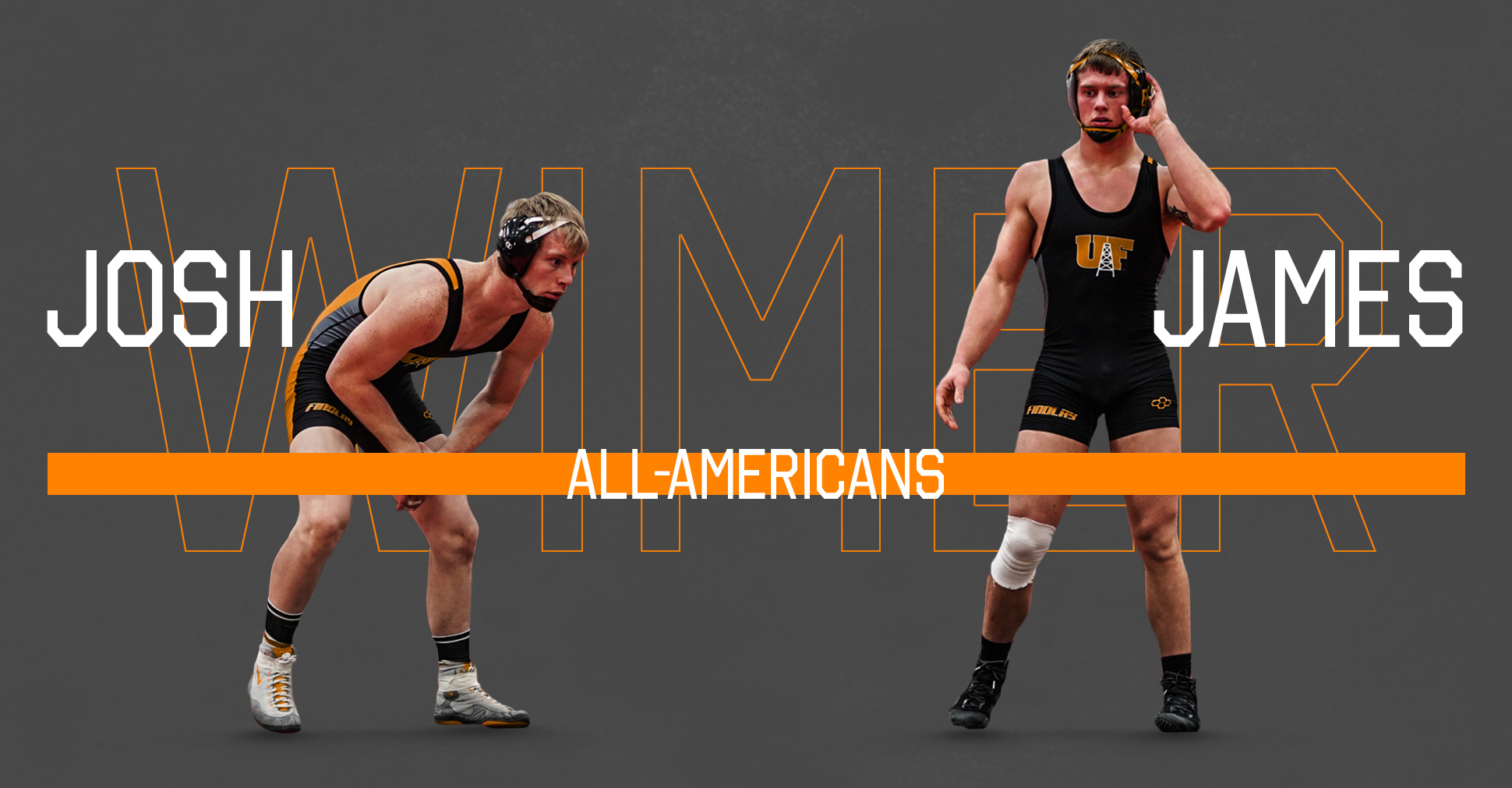 Wimer Brothers Each Earn All-American