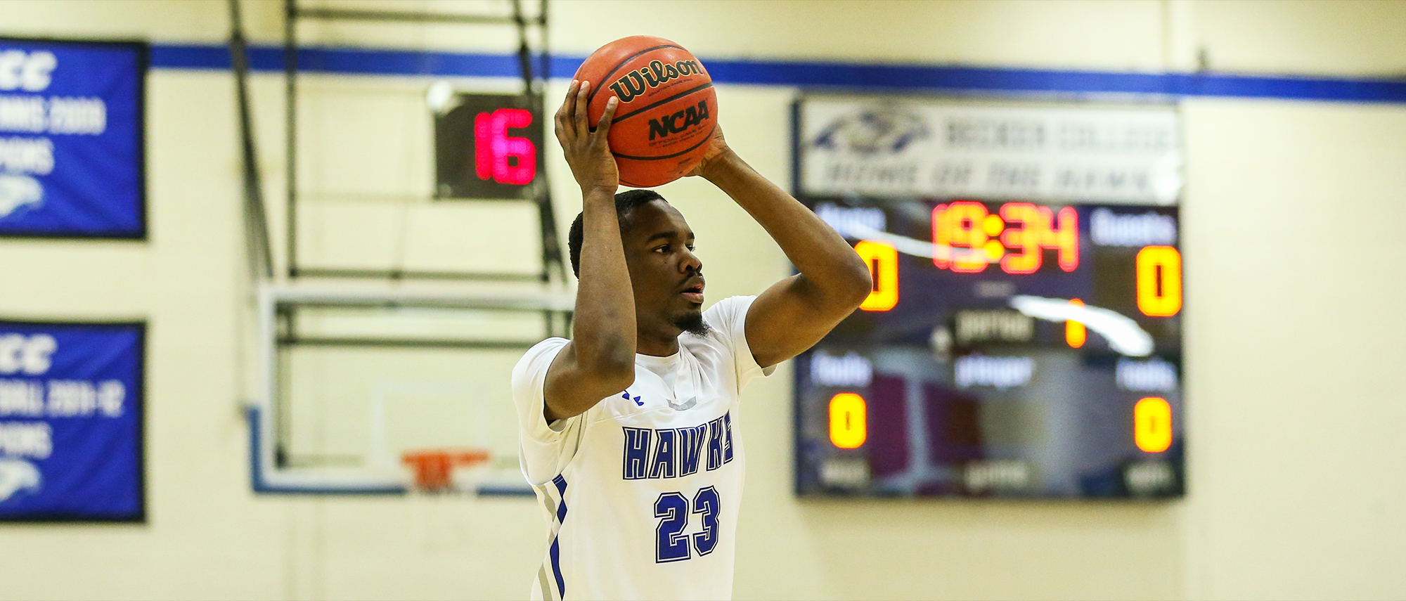 Jamir Carr - Men's Basketball