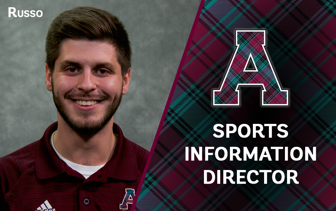 Russo Named new Sports Information Director