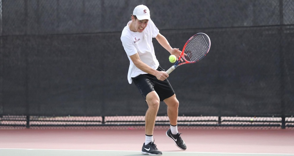 Men's Tennis Heads to Seattle to Play a Pair This Weekend