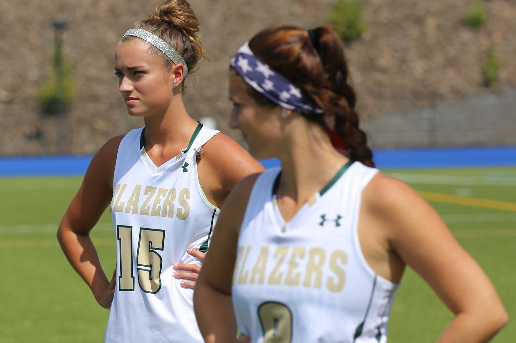 McGuire's Late Goal Lifts Blazer Field Hockey To Victory