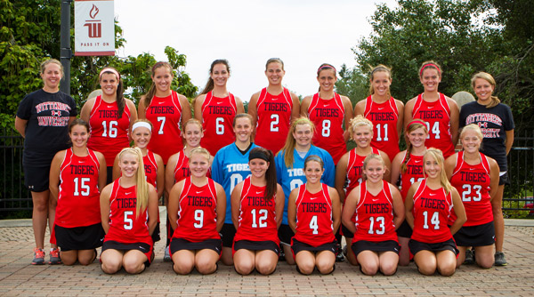 2012 Wittenberg Field Hockey