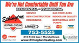 Ethington Heating