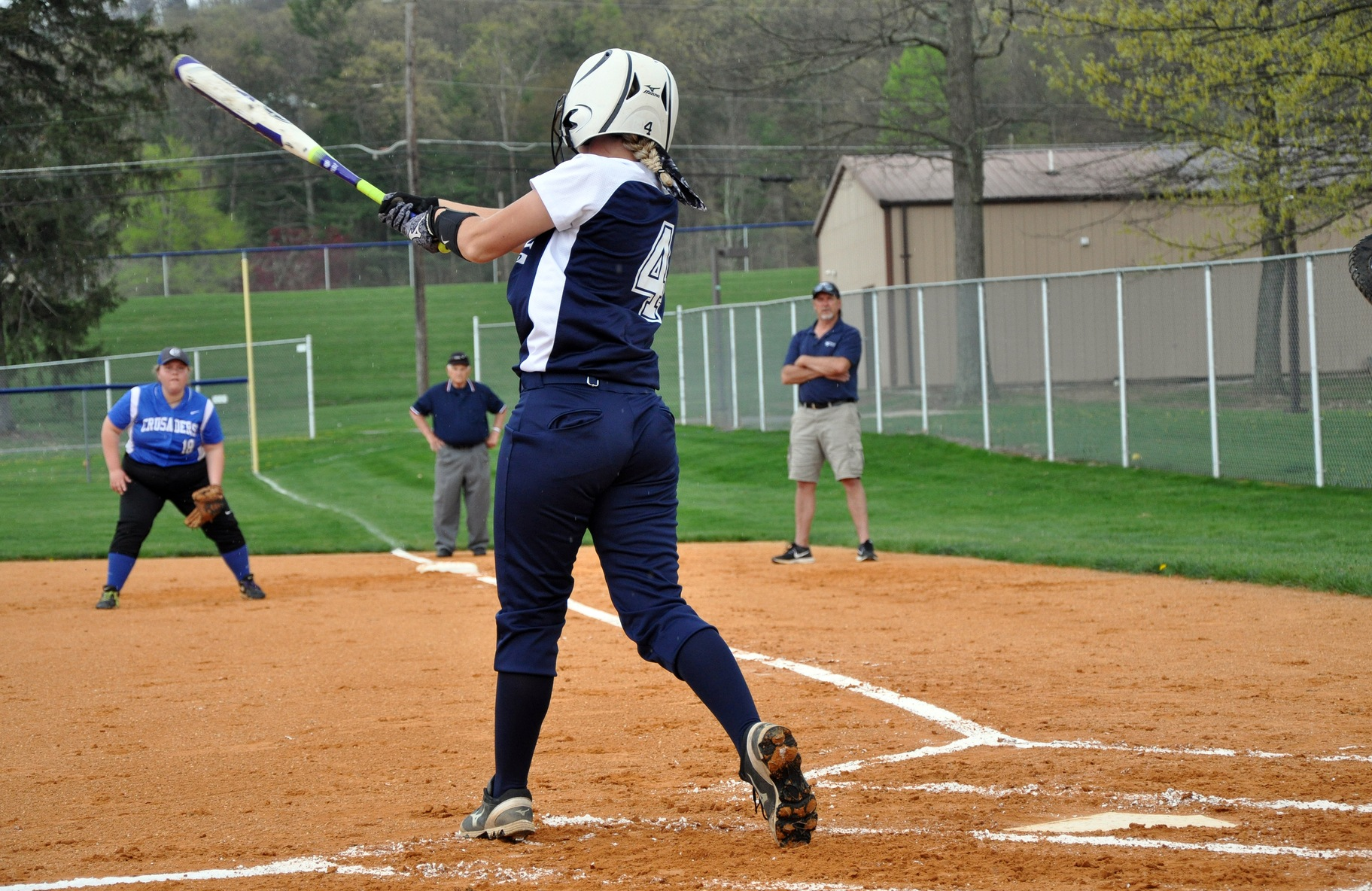 Softball Drops Pair of Nail Biters to PSU New Kensington