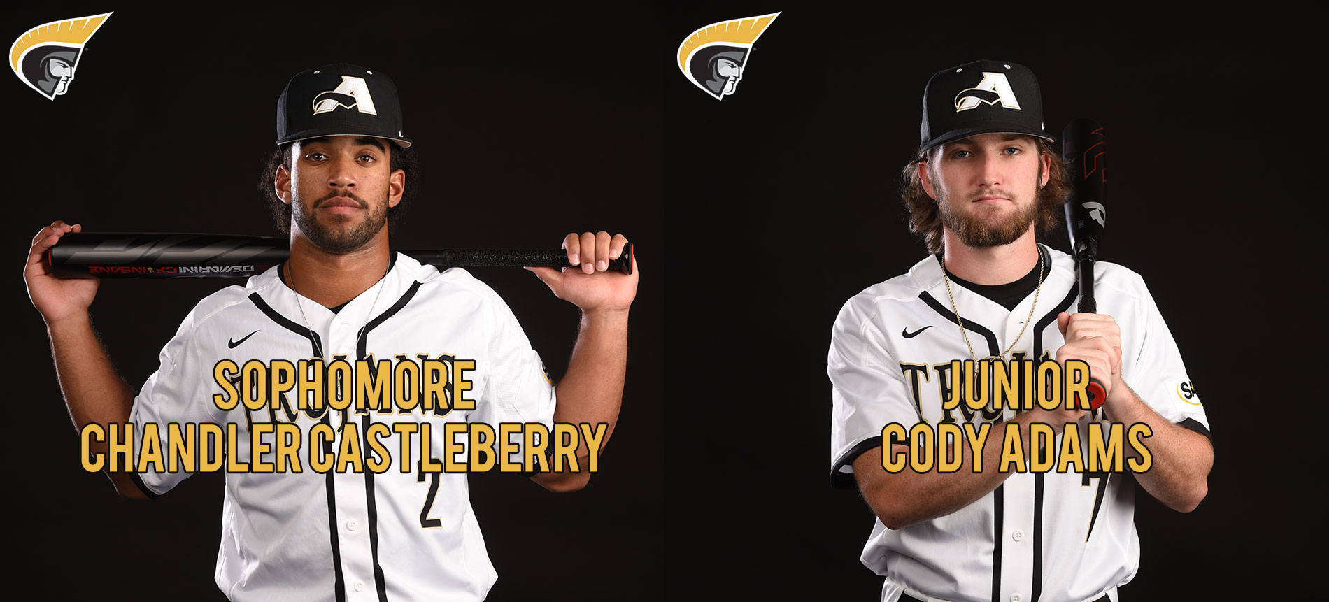 Castleberry and Adams Earn Preseason Recognition
