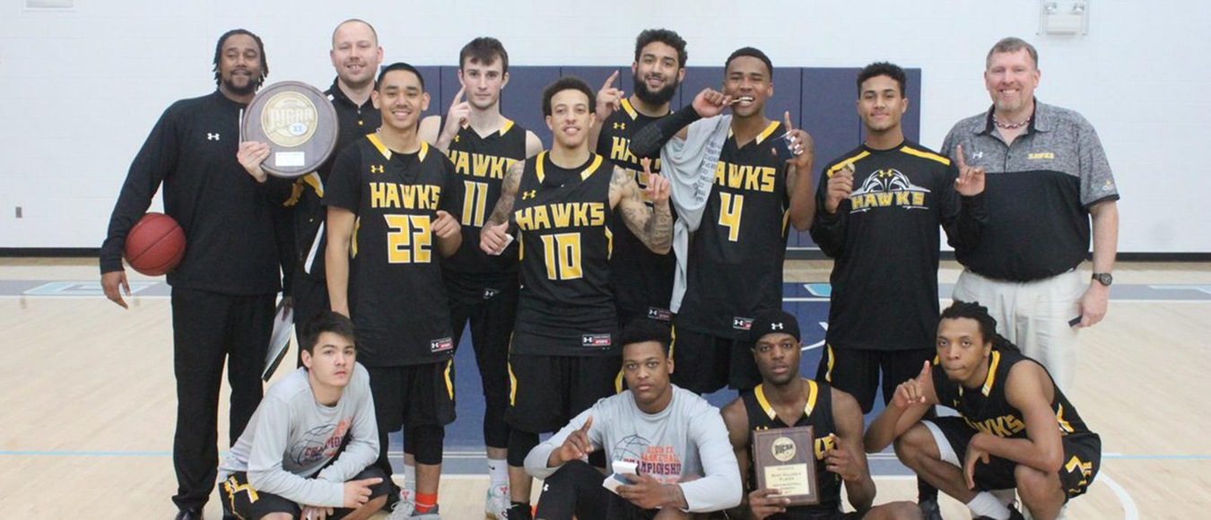 College of Southern Maryland men's basketball wins Region XX tournament title
