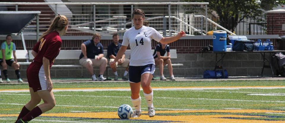 Women's Soccer Closes Out Season with Shutout Victory, Matches Season Win Mark