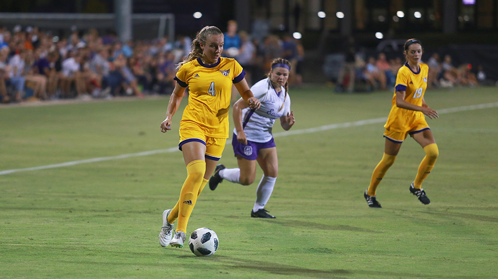 Season-high 24 shots not enough in Tech's 2-0 loss to Evansville