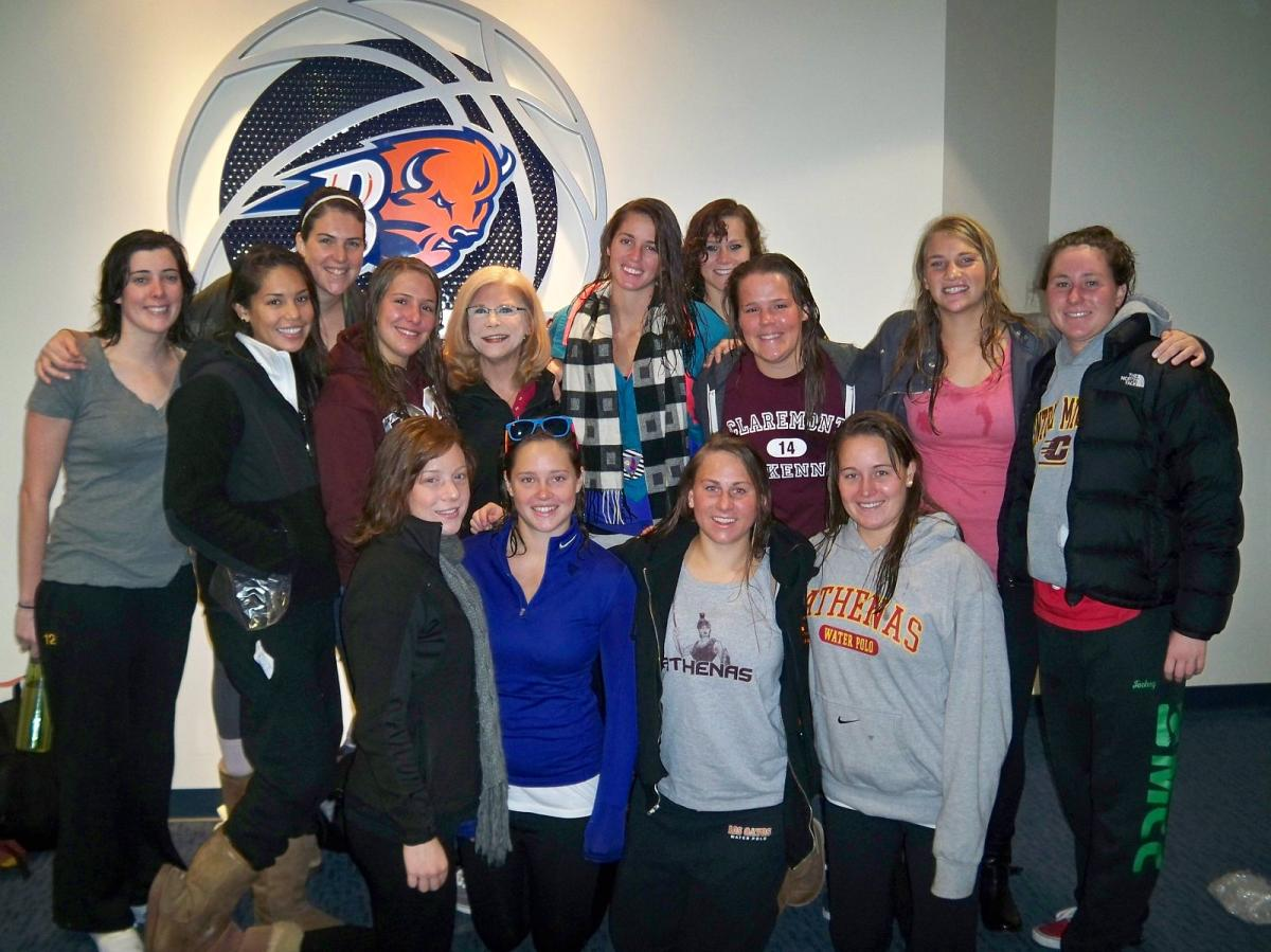 Women's Water Polo Travels To Bucknell