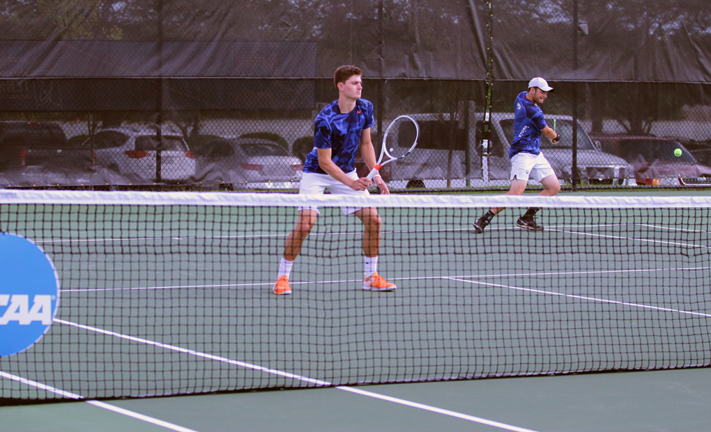 Rubinstein & Spaulding Fall Short In NCAA Doubles Quarterfinals