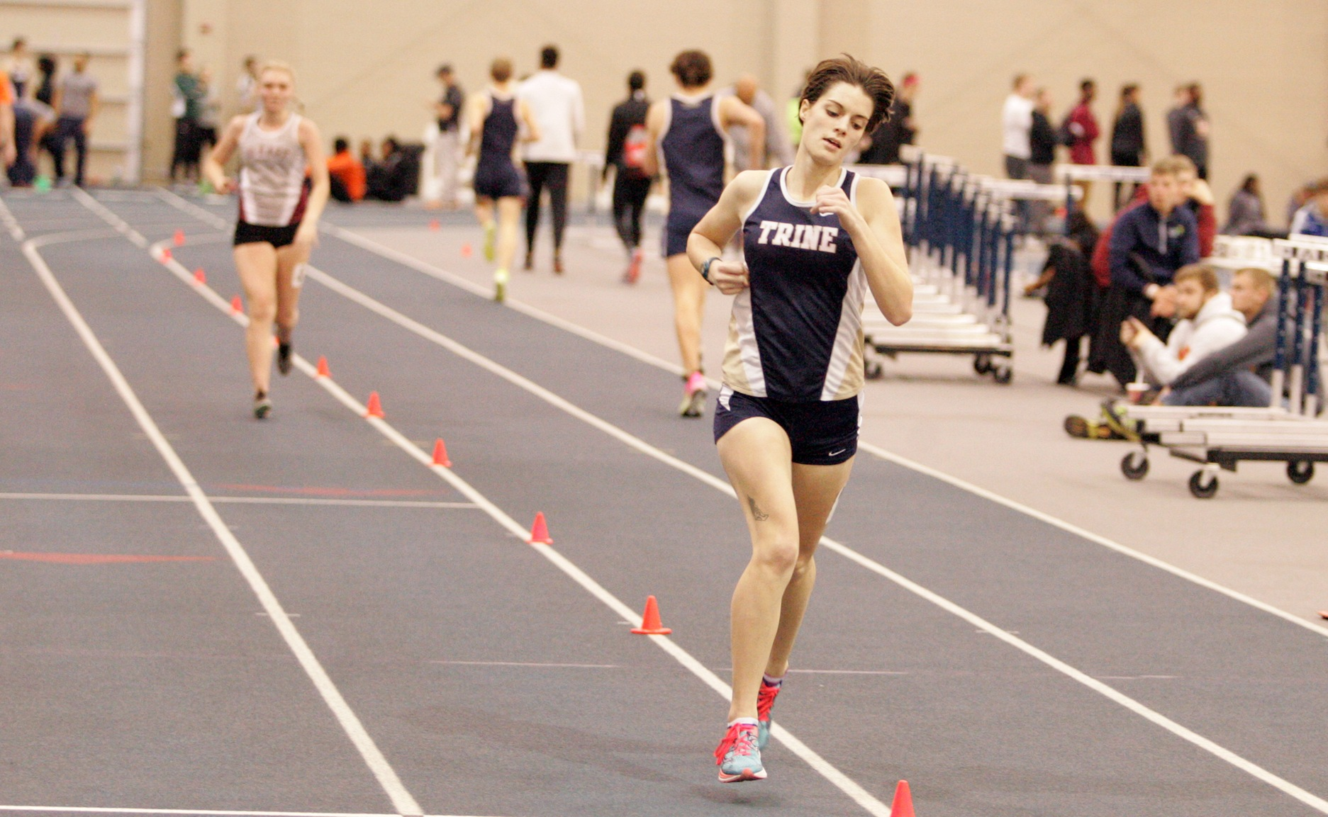 Trine Women Compete at Ball State Challenge