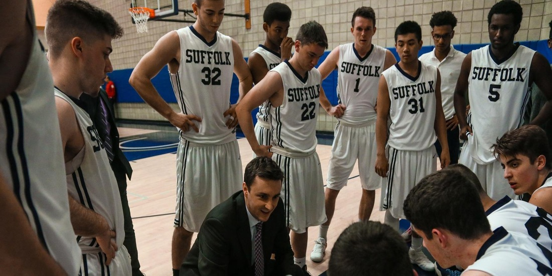 Men's Basketball Comes Back to Defeat St. Joseph's (Maine), 68-56, in GNAC Opener