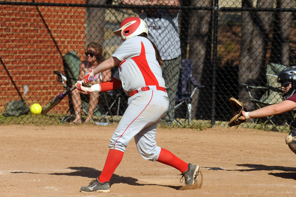 Huntingdon softball splits with conference rival Ferrum