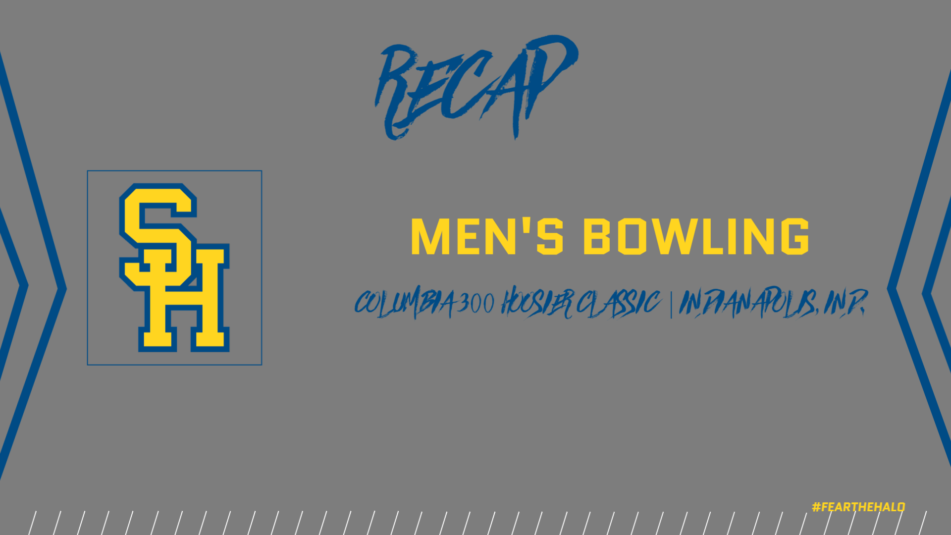 Men's Bowling Finishes 50th at Columbia 300 Hoosier Classic