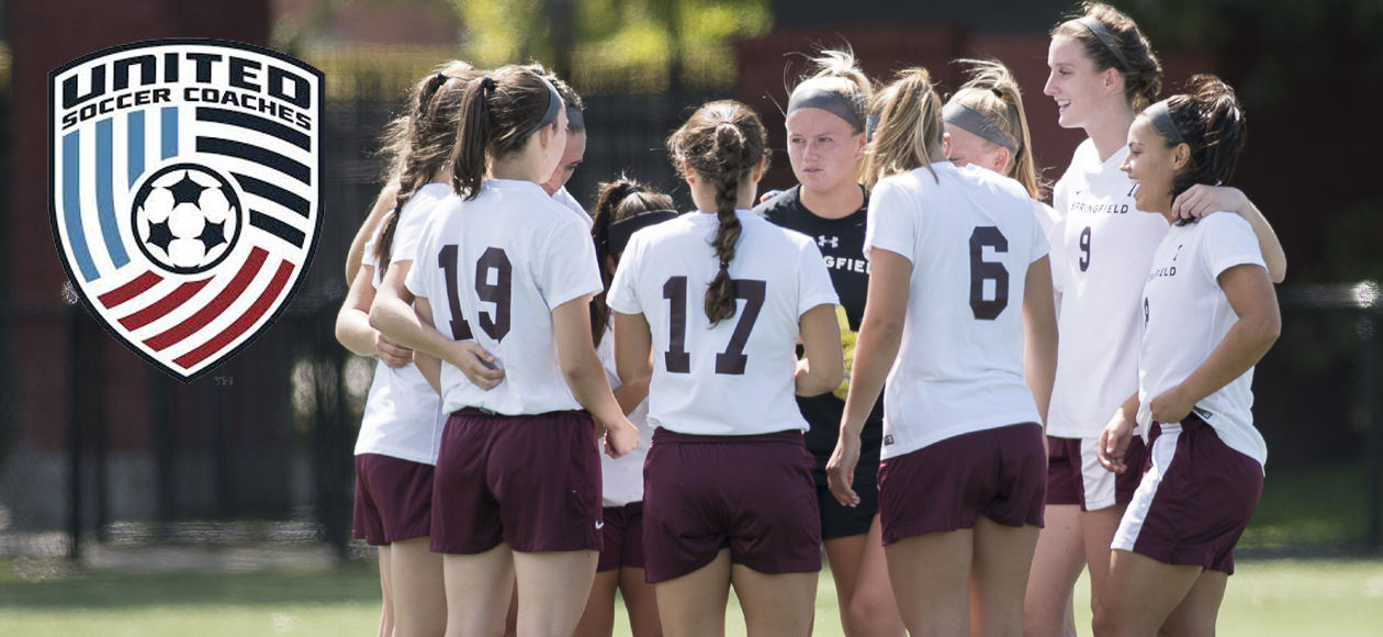 Women's Soccer Garners United Soccer Coaches College Team Academic Award