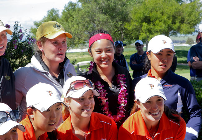 Three SCU Women Earn 2011 All-WCC Honors in Golf