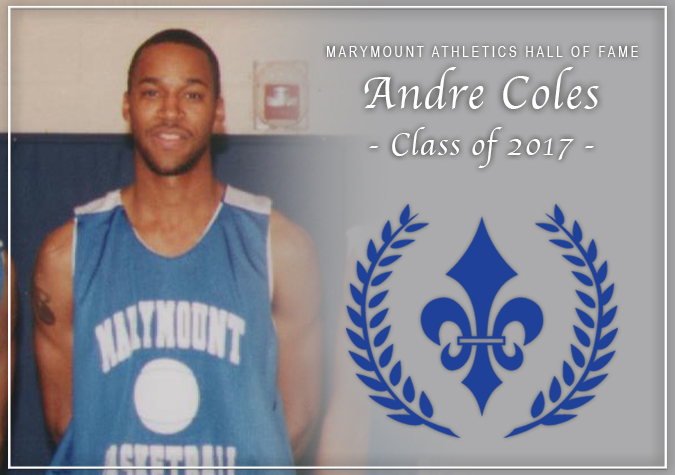 Introducing the 2017 Hall of Fame Class... Andre Coles