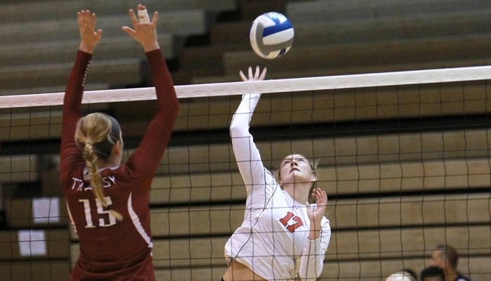 Volleyball posts 2-1 record at Kenyon Tournament